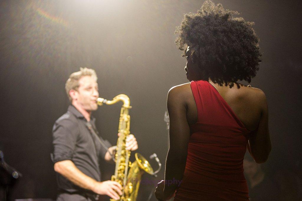 Mark Hauser und Cleo Higgins